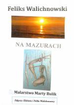 Okładka książki: Na Mazurach