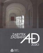 Okładka książki: Zabytek Zadbany A.D. 2020