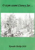 Okładka książki: O czym szumi Cisowy Jar...