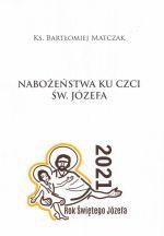 Okładka książki: Nabożeństwa ku czci św. Józefa