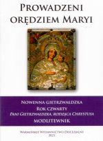 Okładka książki: Prowadzeni orędziem Maryi