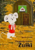 Okładka książki: Przygody myszki Zulki