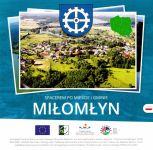 Okładka książki: Spacerem po mieście i gminie Miłomłyn