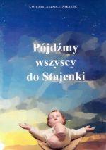 Okładka książki: Pójdźmy wszyscy do Stajenki