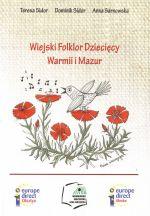 Okładka książki: Wiejski folklor dziecięcy Warmii i Mazur