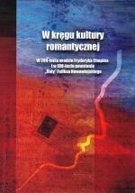 Okładka książki: W kręgu kultury romantycznej