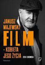 Okładka książki: Janusz Majewski
