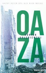Okładka książki: Oaza