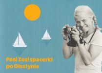 Okładka książki: Pani Zosi spacerki po Olsztynie
