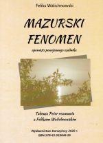 Okładka książki: Mazurski fenomen