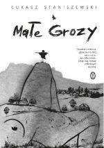 Okładka książki: Małe Grozy