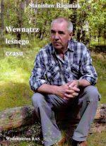 Okładka książki: Wewnątrz leśnego czasu