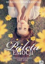 Okładka książki: Paleta emocji