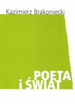 Okładka książki: Poeta i świat