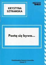 Okładka książki: Poetą się bywa...