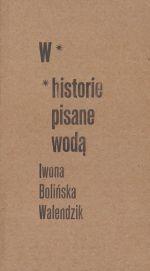 Okładka książki: W