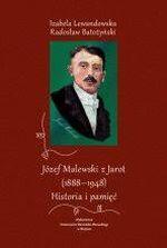 Okładka książki: Józef Malewski z Jarot (1888-1948)