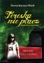 Okładka książki: Tereska nie płacz