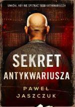Okładka książki: Sekret antykwariusza