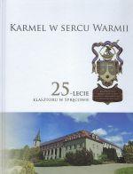 Okładka książki: Karmel w sercu Warmii