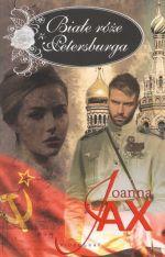 Okładka książki: Białe róże z Petersburga