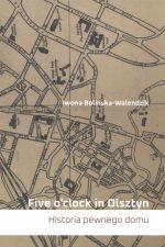 Okładka książki: Five o'clock in Olsztyn