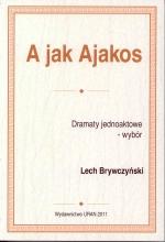Okładka książki: A jak Ajakos