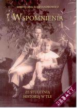 Okładka książki: Wspomnienia ze 100-letnią historią w tle