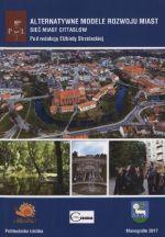 Okładka książki: Alternatywne modele rozwoju miast