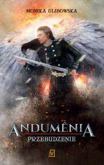 Okładka książki: Andumenia. Przebudzenie