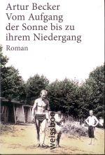Okładka książki: Vom Aufgang der Sonne bis zu ihrem Niedergang