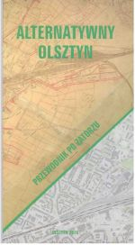 Okładka książki: Alternatywny Olsztyn