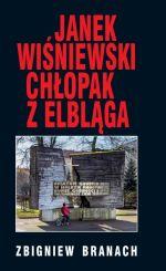 Okładka książki: Janek Wiśniewski, chłopak z Elbląga