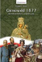 Okładka książki: Gietrzwałd 1877 - nieznane konteksty geopolityczne