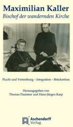 Okładka książki: Maximilian Kaller - Bischof der wandernden Kirche