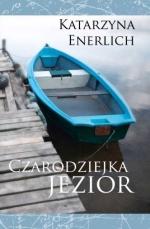 Okładka książki: Czarodziejka jezior