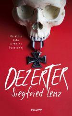Okładka książki: Dezerter