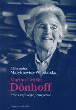 Okładka książki: Marion Grafin Donhoff. Idee i refleksje polityczne