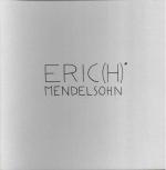 Okładka książki: Eric(h)* Mendelsohn
