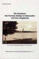 Okładka książki: Die Gewässer des Kreises Goldap in Ostpreussen und ihre Umgebung