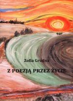 Okładka książki: Z poezją przez życie