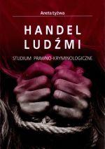Okładka książki: Handel ludźmi