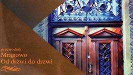 Okładka książki: Mrągowo od drzwi do drzwi