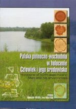 Okładka książki: Polska północno-wschodnia w holocenie