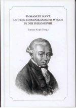 Okładka książki: Immanuel Kant und die kopernikanische Wende in der Philosophie