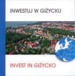 Okładka książki: Inwestuj w Giżycku