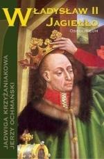 Okładka książki: Władysław II Jagiełło