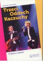 Okładka książki: Trzeci Oddech Kaczuchy