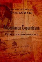 Okładka książki: Miscellanea Copernicana