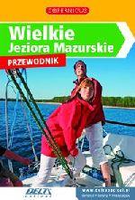 Okładka książki: Wielkie Jeziora Mazurskie